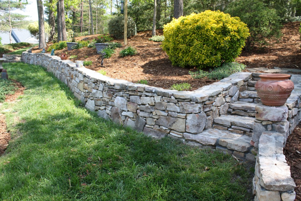 Retaining Walls in Melbourne Northern Suburbs